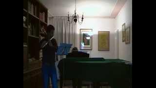 J. Sibelius Violin Concerto in D minor II. Adagio di molto (arr. Denis Bouriakov). Niccolò Valerio