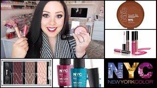 Drugstore Favorites Series: NYC New York Color