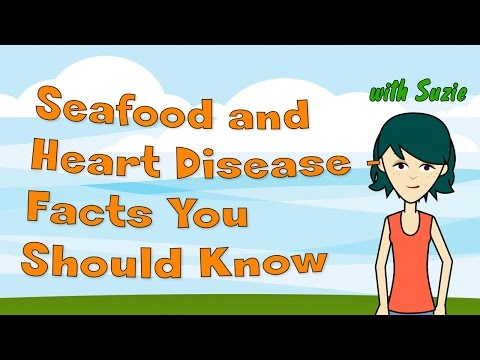Seafood and Heart Disease - Facts You Should Know