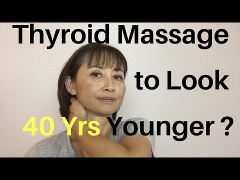 Thyroid Massage to Look 40 Years Younger? - Massage Monday #426 thumbnail