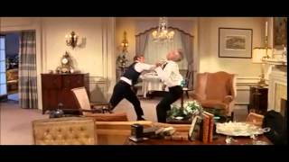 The Carpetbaggers (1964) - Fight Scene