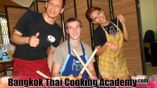 Best Thai Cooking Classes Bangkok, Thailand