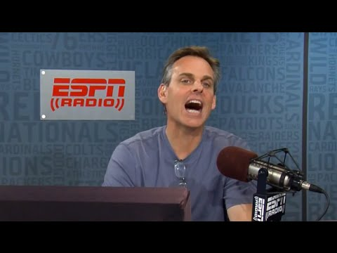 Colin Cowherd Racist Dominican MLB Player Comment Vlog