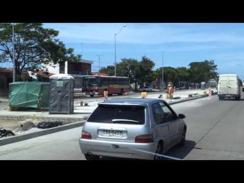 Paseando por Montevideo Uruguay, Manga y Piedras Blancas part 2