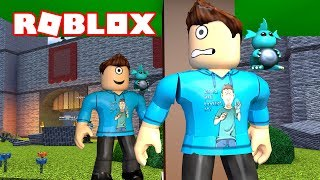 ESCONDENDO-SE DE MIM! | Roblox Death Run w/MicroGuardian!