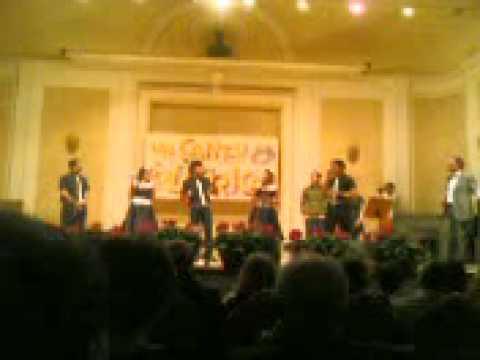acapella swingers fanno cantare il pubblico a Rovereto