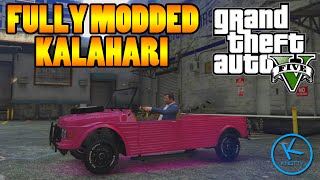 GTA 5 Fully Modified: CANIS KALAHARI TOPLESS