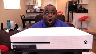 xbox one s unboxing it s so pretty