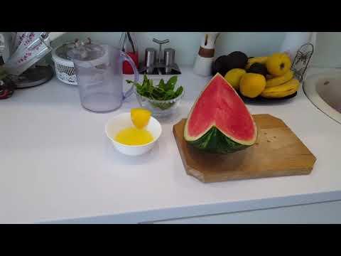 loosing-weight-watermelon-juice-😍,-lemon-&-mint-❤summer-juice-skin-,beauty(pls-read-bellow)😍