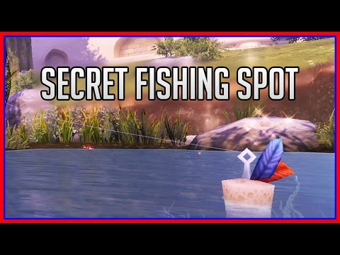 Legion Fishing | 20k Pet, Secret Spot, And Underlight Angler