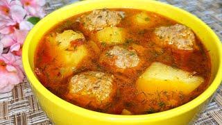 Вкуснейший УЖИН или Обед Без заморочек и возни Быстро из ФАРША и Картошки простейший РЕЦЕПТ