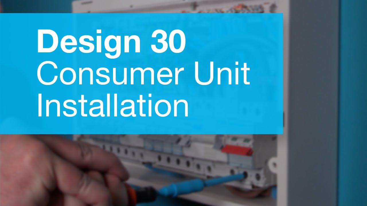 split load consumer unit wiring diagram [ 1280 x 720 Pixel ]