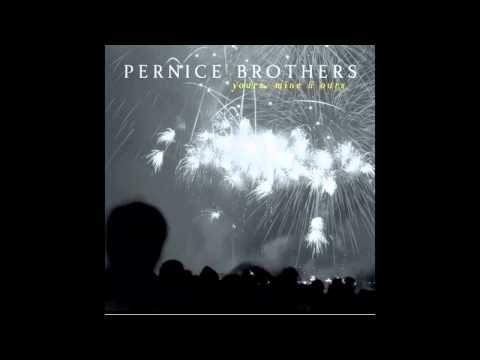 """Pernice Brothers - """"Blinded by the Stars"""" Mp3"""