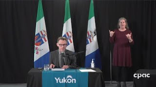 Yukon update on COVID-19 – April 8, 2020