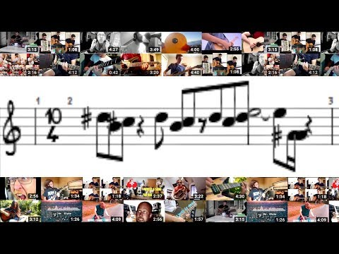 506 ways to use this melody.