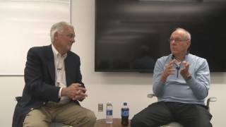 Newhouse Sports Media Center Hosts Jim Boeheim
