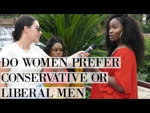 dating a liberal woman