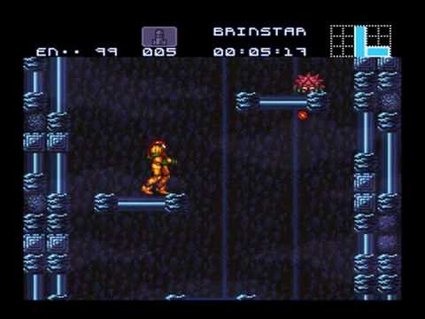 Metroid 1 classic remake