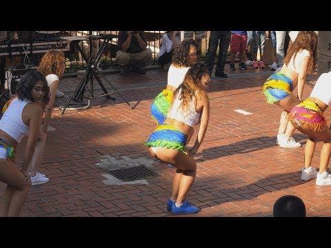 美しい大人の女性たちが魅せるレゲエダンスが最高にカッコイイ!