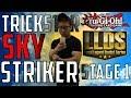 Yu-Gi-Oh! 2nd Place Trickstar Sky Striker LLDS Stage 1 (Jan Sim)