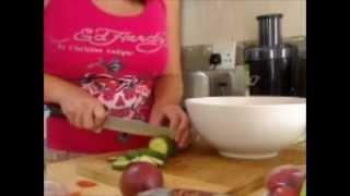 Cold Salmon Salad Recipe - Salmon Recipe