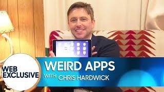 Chris Hardwick Builds a Digital Burrito
