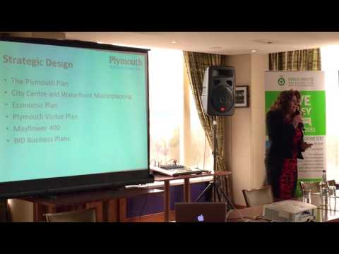 Pt2/2 HI Friday 'Vision for Plymouth' event at the Holiday Inn 15th April 2016