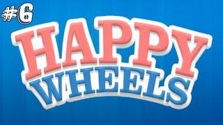 Happy Wheels - Pro Total Jerkface! - Part 6