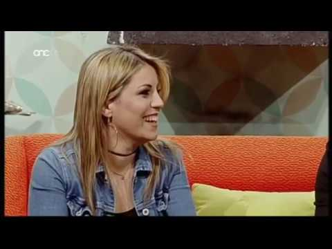 Annalise Ellul & Kurt Calleja on ShowOff TV Malta