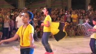 Candaba West District Night ... Candaba Elementary School Drum & Lyre