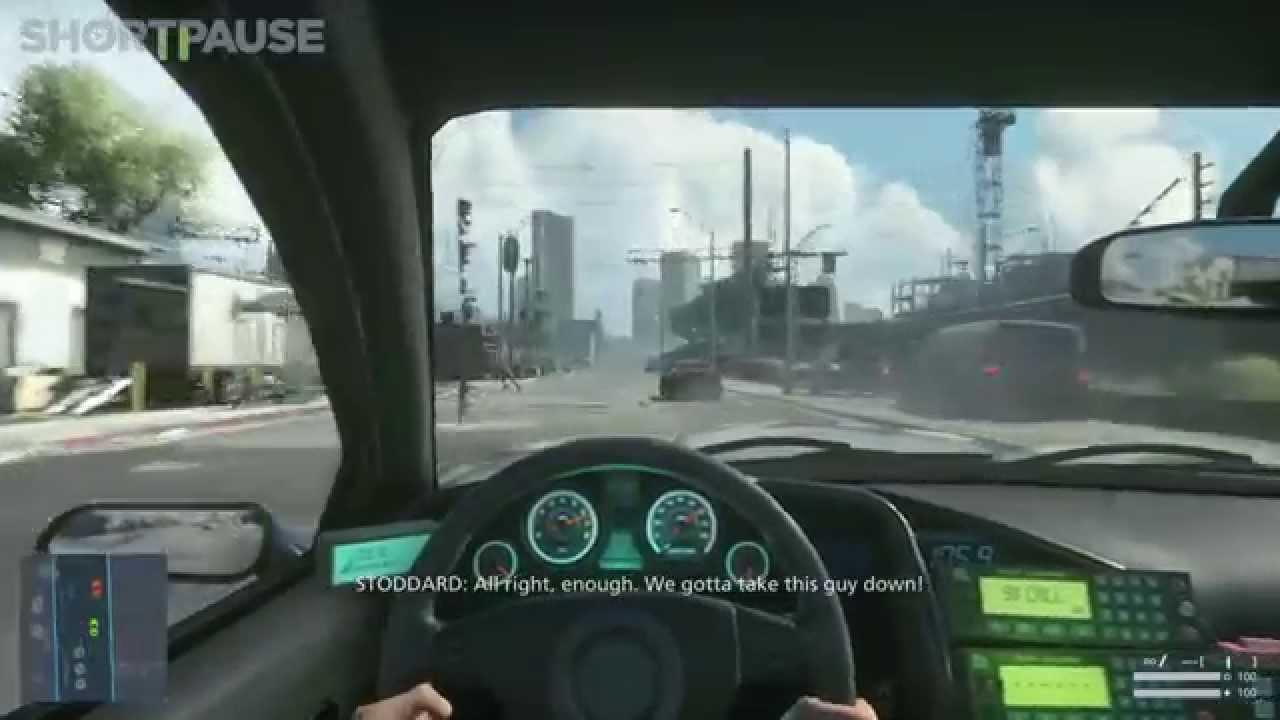BATTLEFIELD HARDLINE (PS4) - RTMR - Live Multiplayer ...