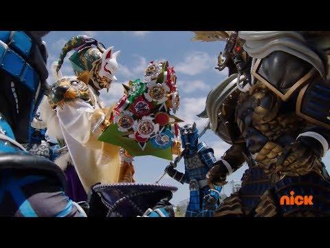 Power Rangers Ninja Steel - Galvanax Gets...