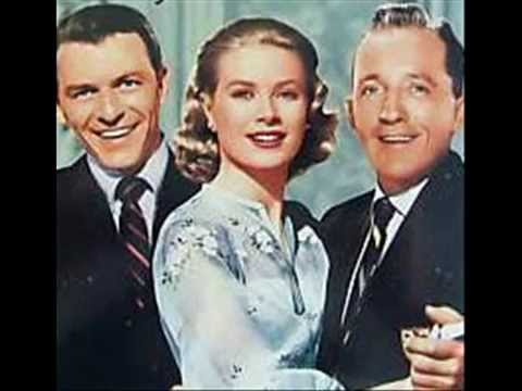 HIGH SOCIETY Bing Crosby Grace Kelly Frank Sinatra Louis Armstrong