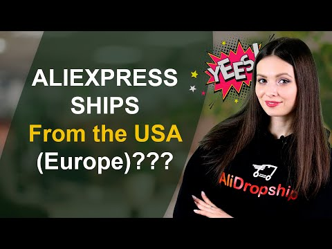 How to ship AliExpress goods from the USA and Europe thumbnail