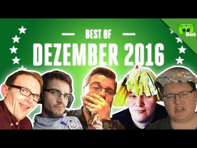 BEST OF DEZEMBER 2016 🎮 Best of PietSmiet