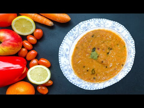 tomato-chutney---tomato-onion-chutney-recipe---side-dish-for-idly-dosa-chapathi-aappam-idiyappam