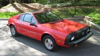 A Quick Drive In the 1976 Lancia Scorpion Just to hear the engine for tuning purpose.