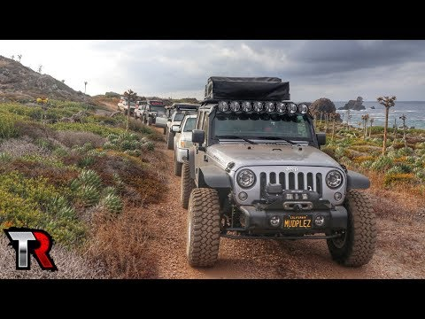 Baja Overland Expedition