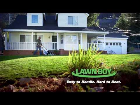 Lawn-Boy Push Mower with Honda Engine