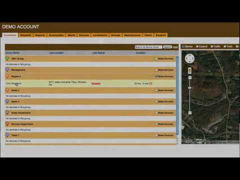 GPS Fleet Tracking Device Installation Overview