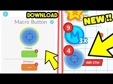 AGARIO MOBILE MACRO FOR ALL UPDATE RELEASED