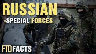 10+ Incredible Facts About Russia Special Forces (Spetsnaz)