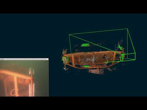 Rovco Machine Learning Technology - Subsea Connector Anode Detection