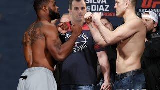 UFC 229: Tyron Woodley versus Nick Diaz Full Fight Breakdown by Paulie G