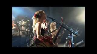 Katzenjammer live in Hamburg 2012 - loathsome m