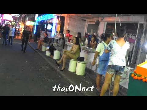 #Pattaya – Indian tourists in Walking Street – #89