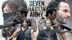 Rick & Daryl Tribute || Seven Nation Army [TWD w/Warleader]
