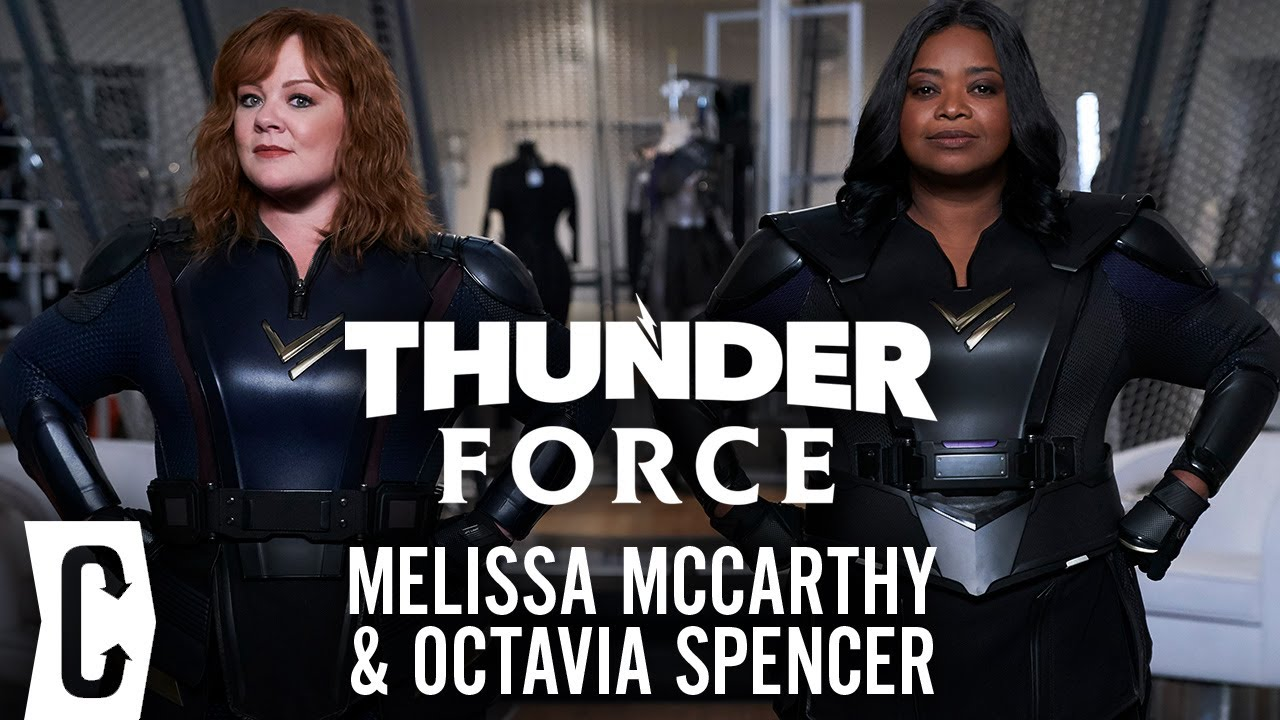 Thunder Force review: Superhero comedies are rare and Netflix's is ...
