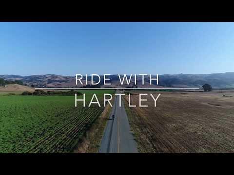 Ride With Hartley 56.1 - Motorcycle Adventure to Big Sur part 2