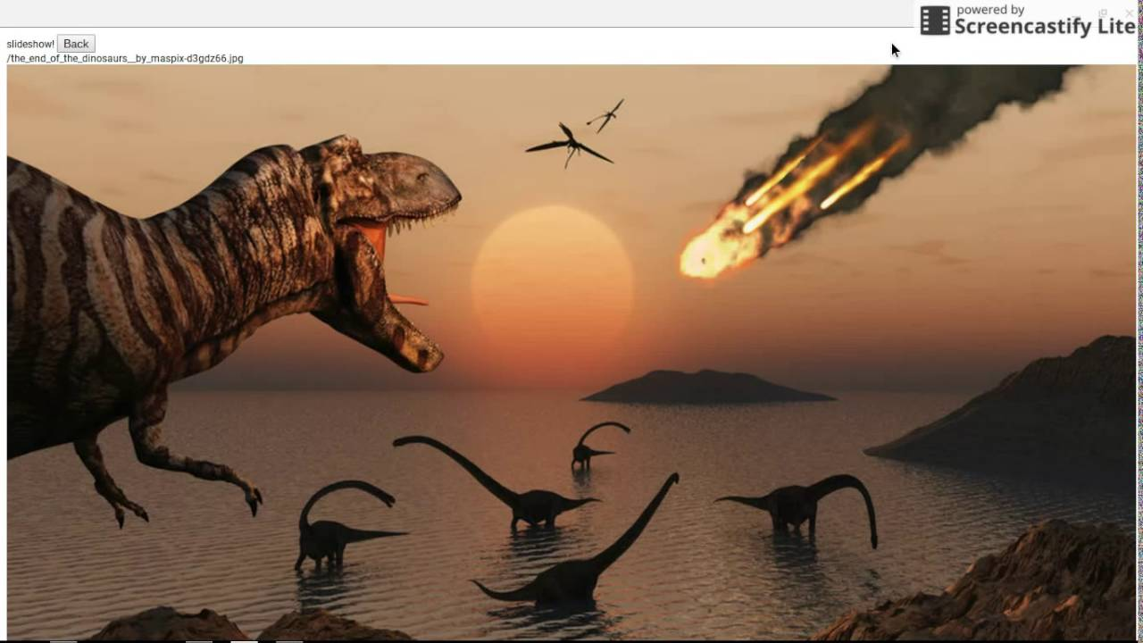an analysis of the theories in explaining the extinction of dinosaurs A fun science lesson for kids explaining the theories on what caused the extinction of the dinosaurs including a giant asteroid, volcanoes, and an ice age.